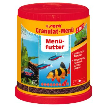 Menu Granulate pokarm 4 w 1