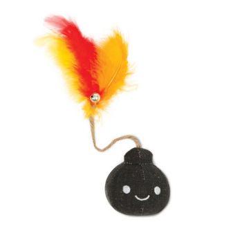 Play Pirates Catnip Toy bomba zabawka z kocimiętką
