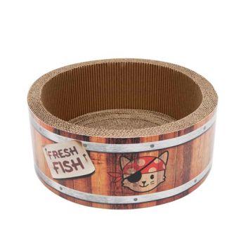 Play Pirates Barrel drapak beczka 16 x 36 cm