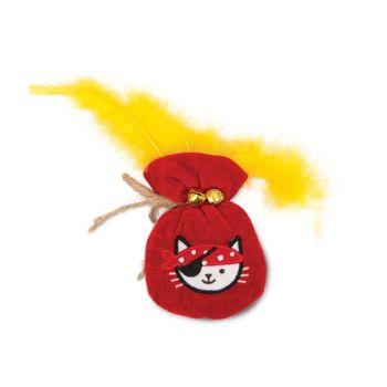 Play Pirates  Catnip Toy worek zabawka
