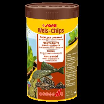 Wels-Chips pokarm dla ryb przydennych