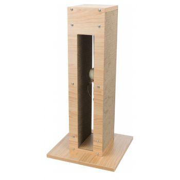 Drapak stojący z płyty MDF z kartonową wkładką