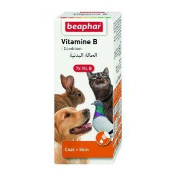 Komplex Vitamin-B krople witaminowe 50 ml