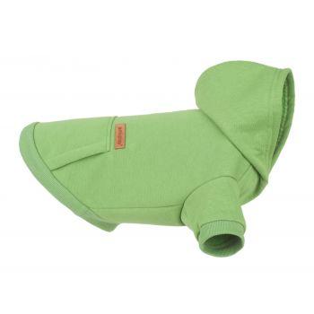 Texas bluza z kapturem dla psa zielona