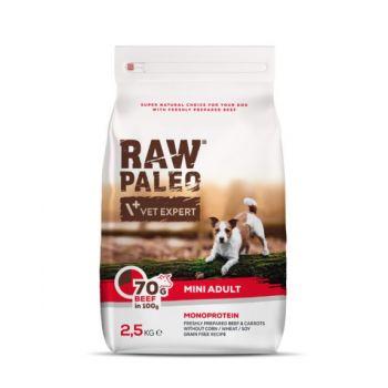 Raw Paleo Adult Mini z wołowiną 2,5 kg