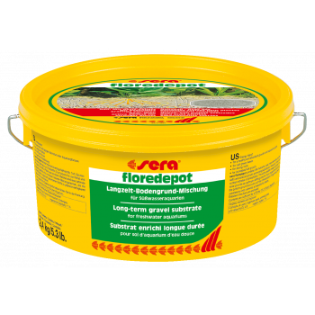 Floredepot substrat 2,4 kg