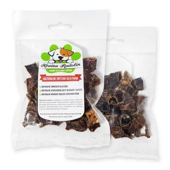 Przełyk wieprzowy w krążkach przysmak dla psa 40 g