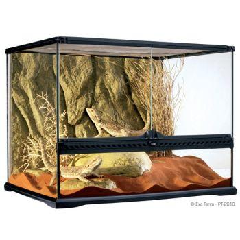 Terrarium szklane M 60 x 45 x 45 cm
