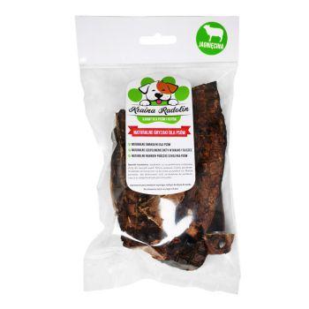Płuca wołowe suszone przysmak dla psa 80 g