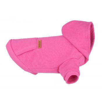 Texeas bluza z kapturem dla psa różowa