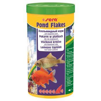 Pond Flakes pokarm dla ryb stawowych w płatkach