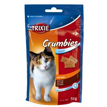 Przysmak Crumbies Light Hairball 50 g