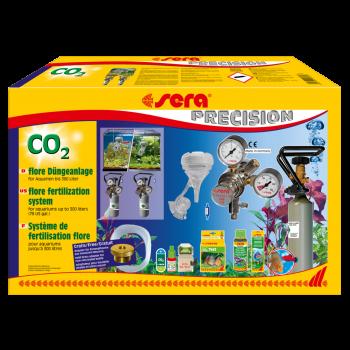 Flore CO2 Fertlization kompletny system nawożenia