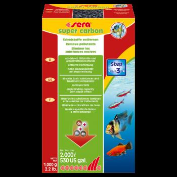 Super Active Filter Carbo wkład do filtra 1000 g
