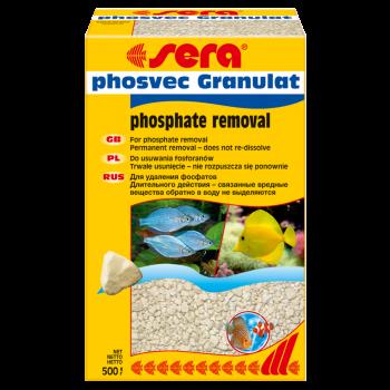 Phosvec granulat do usuwania fosforanów 500 g