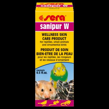 Sanipur W preparat wspomagający skórę