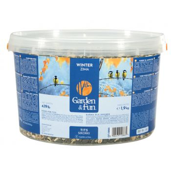Pokarm dla sikorek 1,9 kg