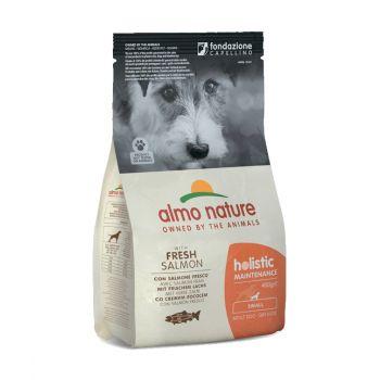Holistic Adult XS-S karma dla psa z łososiem 2 kg