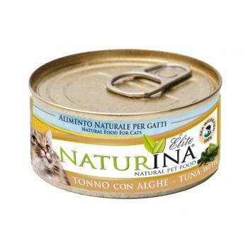 Karma dla kotów z tuńczykiem i algami 70 g