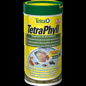Phyll pokarm roślinny w płatkach
