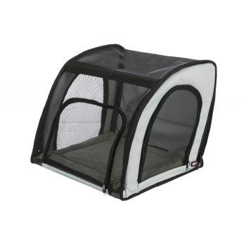 Fotel samochodowy dla psa