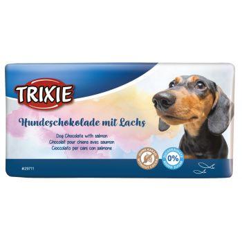 Czekolada dla psa z łososiem 100 g