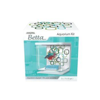 Betta Geo Bubbles zestaw dla bojownika 2 l