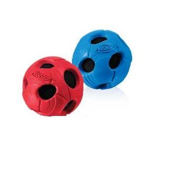 Piłka owinięta gumą