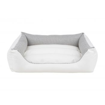 Sofa Zipclean Morgan legowisko białe