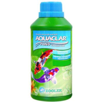 Aquaclar Pond Plus preparat klarujący wodę