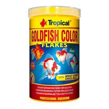Goldfish Color pokarm wybarwiający w płatkach dla welonów