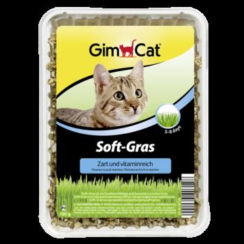 Soft-Grass trawa dla kota 100 g