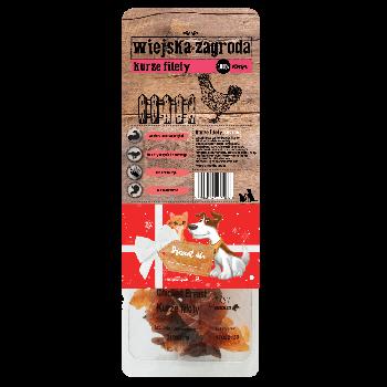 Kurze filety przysmak dla psa 80 g