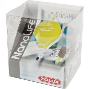 Nanolife Stickair pompka napowietrzająca seledynowa