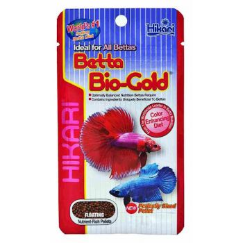 Betta Bio Gold pokarm dla bojownika