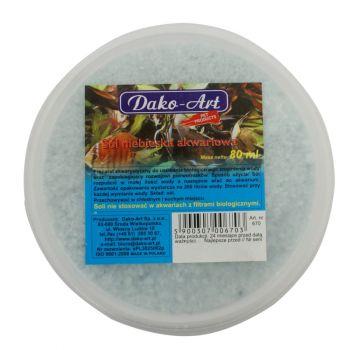 Sól akwariowa niebieska 80 ml
