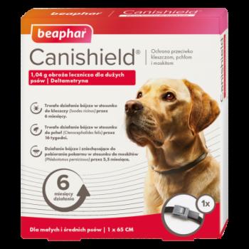 Canishield obroża przeciwpchelna 65 cm