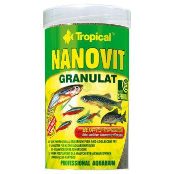 Nanovit granulat pokarm wieloskładnikowy