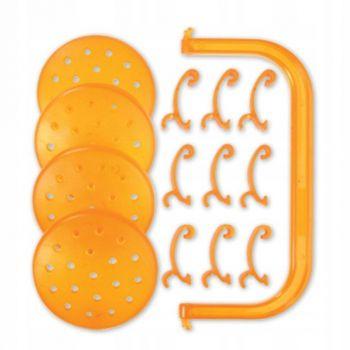 Akcesoria do klatek RodyLounge pomarańczowe
