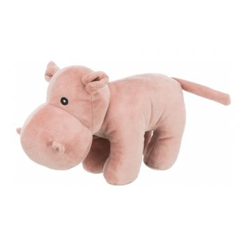 Hipopotam pluszowy zabawka dla psa 25 cm