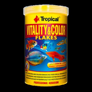 Vitality&Color pokarm w płatkach