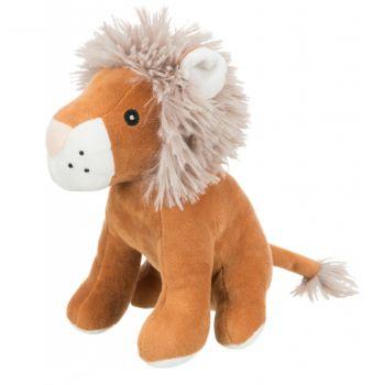 Lew pluszowy zabawka dla psa 36 cm
