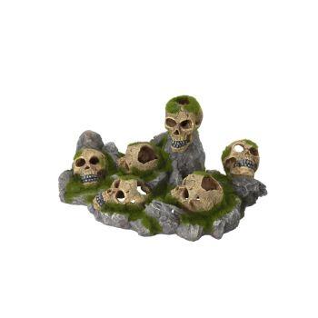 Dekoracja Skulls World M