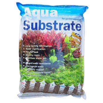 Podłoże Aqua Substrate brązowe