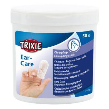 Ear Care czyste uszy nakładki jednorazowe na palce 50 szt.