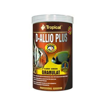 D-Allio Plus pokarm granulowany z czosnkiem