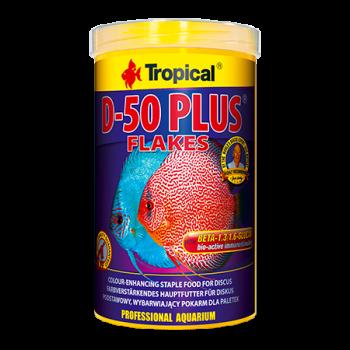D-50 Plus pokarm dla paletek w płatkach
