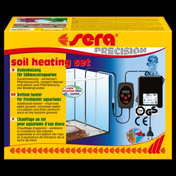 Soil Heating Set system ogrzewania podłoża