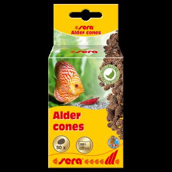 Alder Cones szyszki olchy 50 szt.