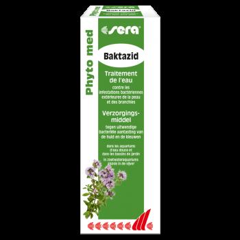 Phyto Med Baktazid preparat na infekcje bakteryjne